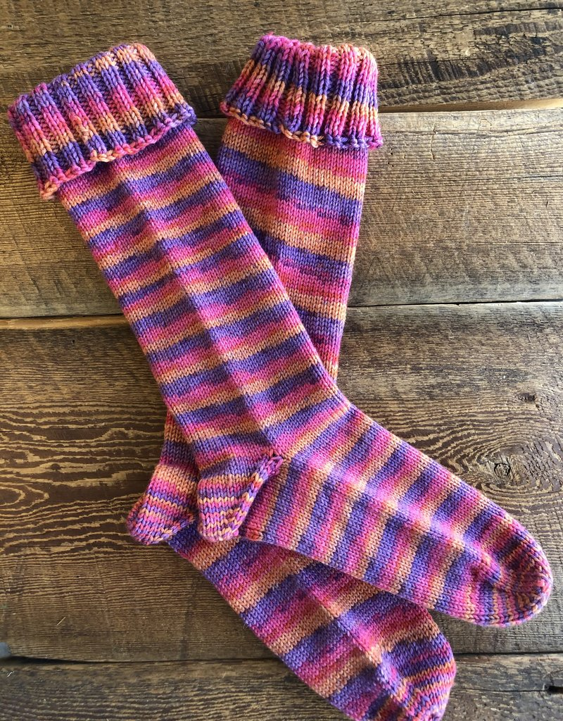 Pinkpenguinknits Sunday Sock Kits