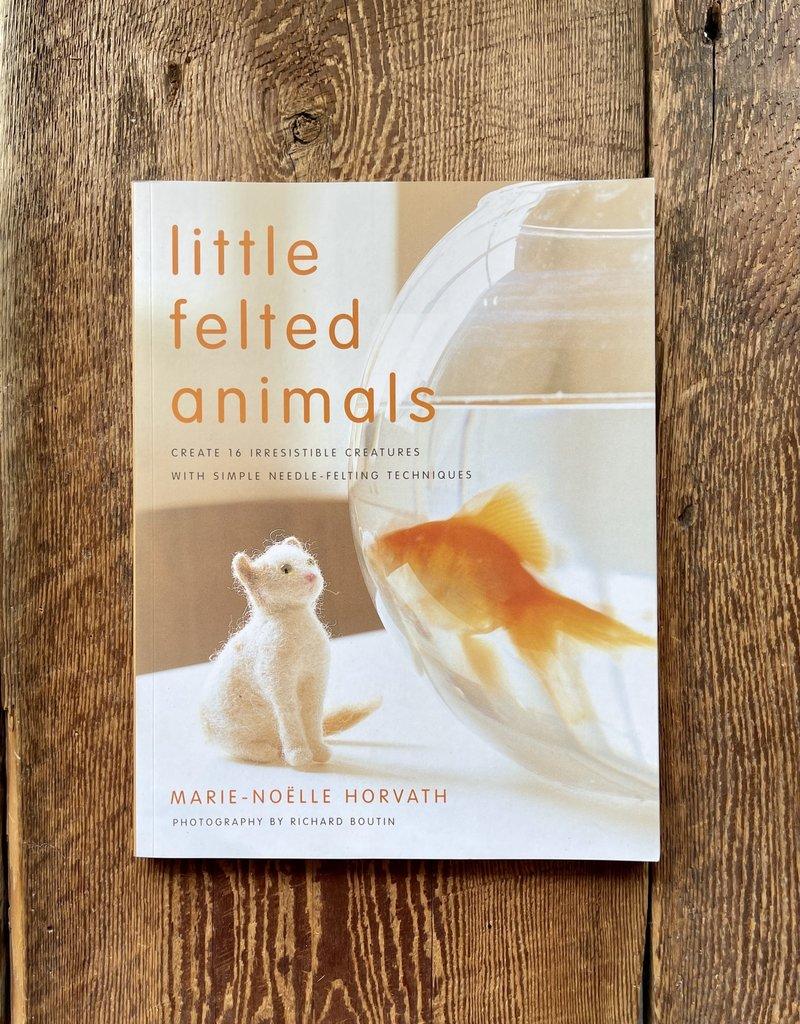 Estelle Little Felted Animals