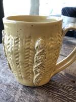 Blue Bird Yarn Mug