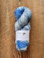 Yarn Indulgences Seasons in Bronte Luxe Sock
