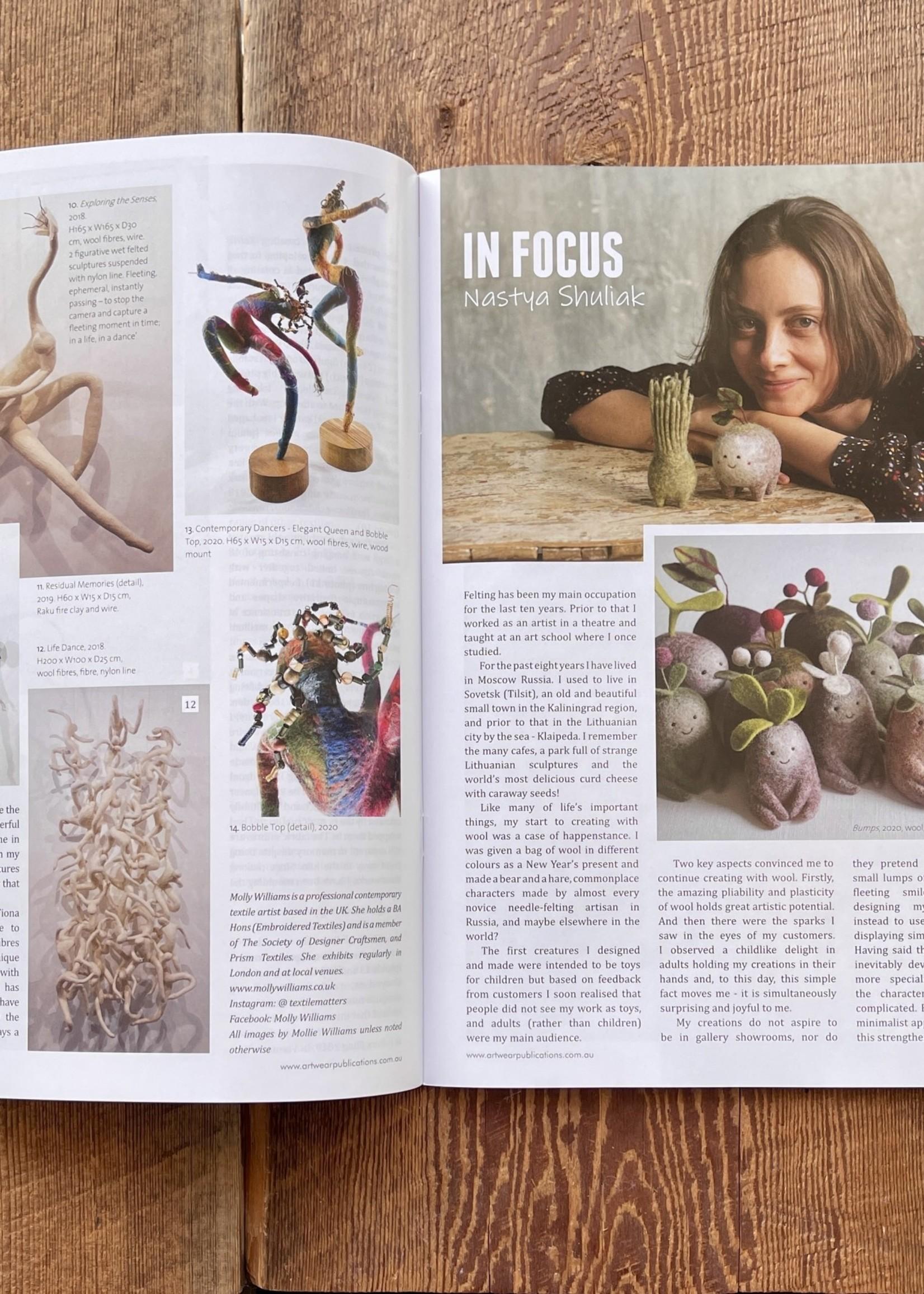 Felt Magazine, Issue 24, 2020