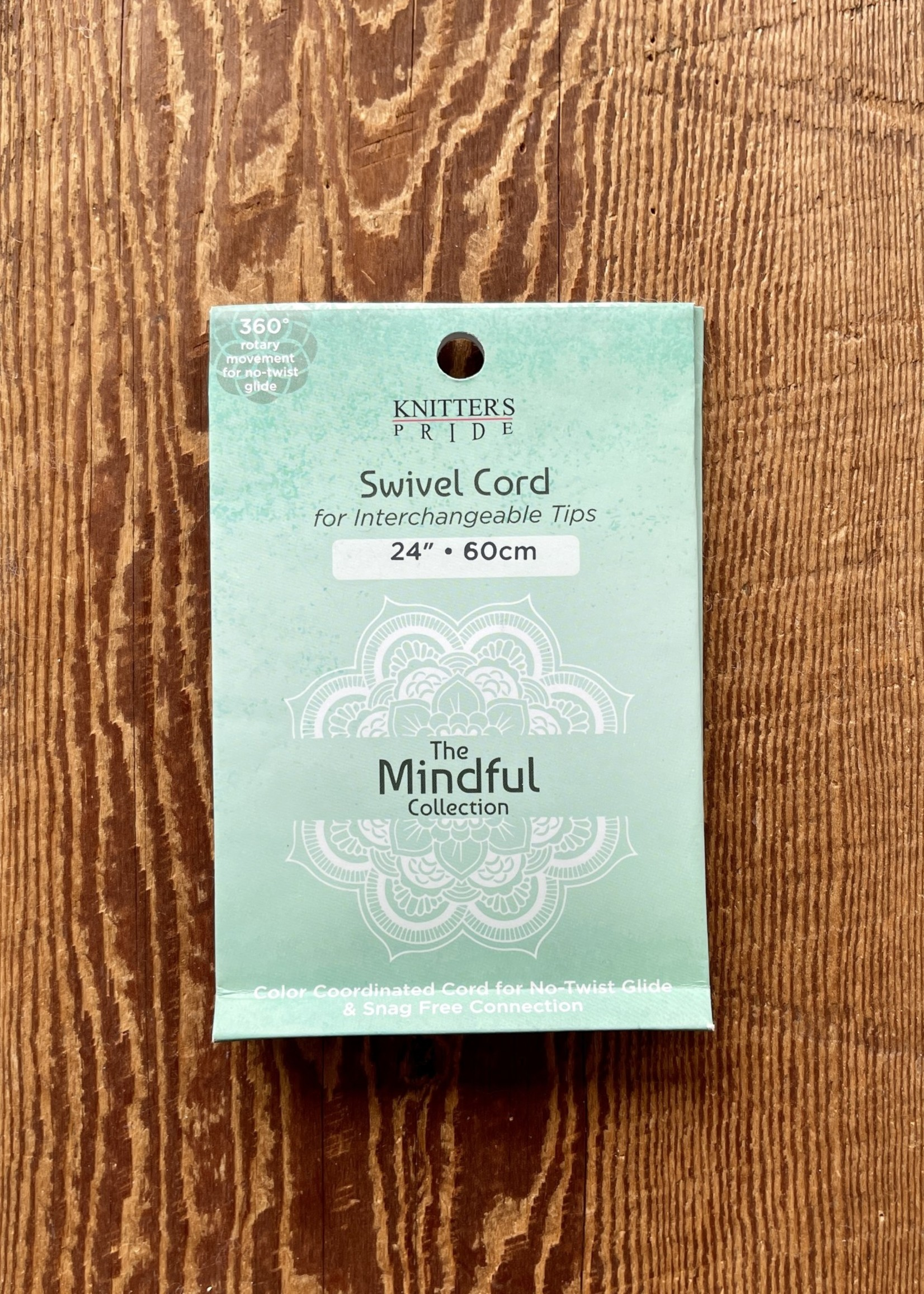 Knitter's Pride Mindful Swivel Cords