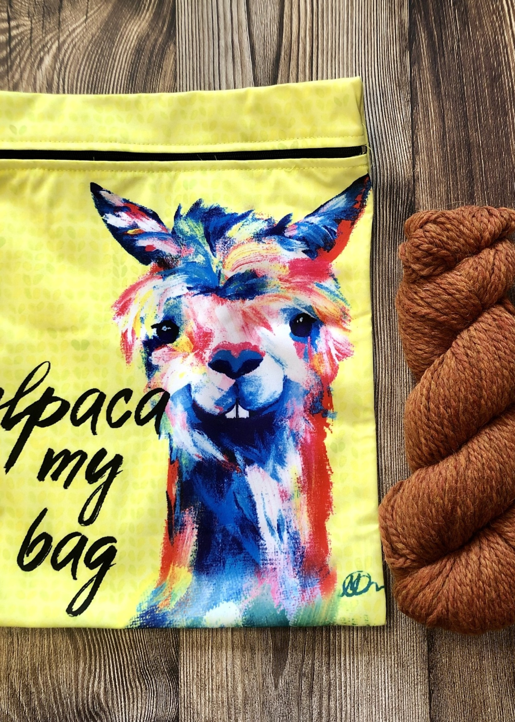 Gleener Alpaca My Bag