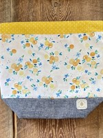 The Kitchen Sink Shop Drawstring Project Bag