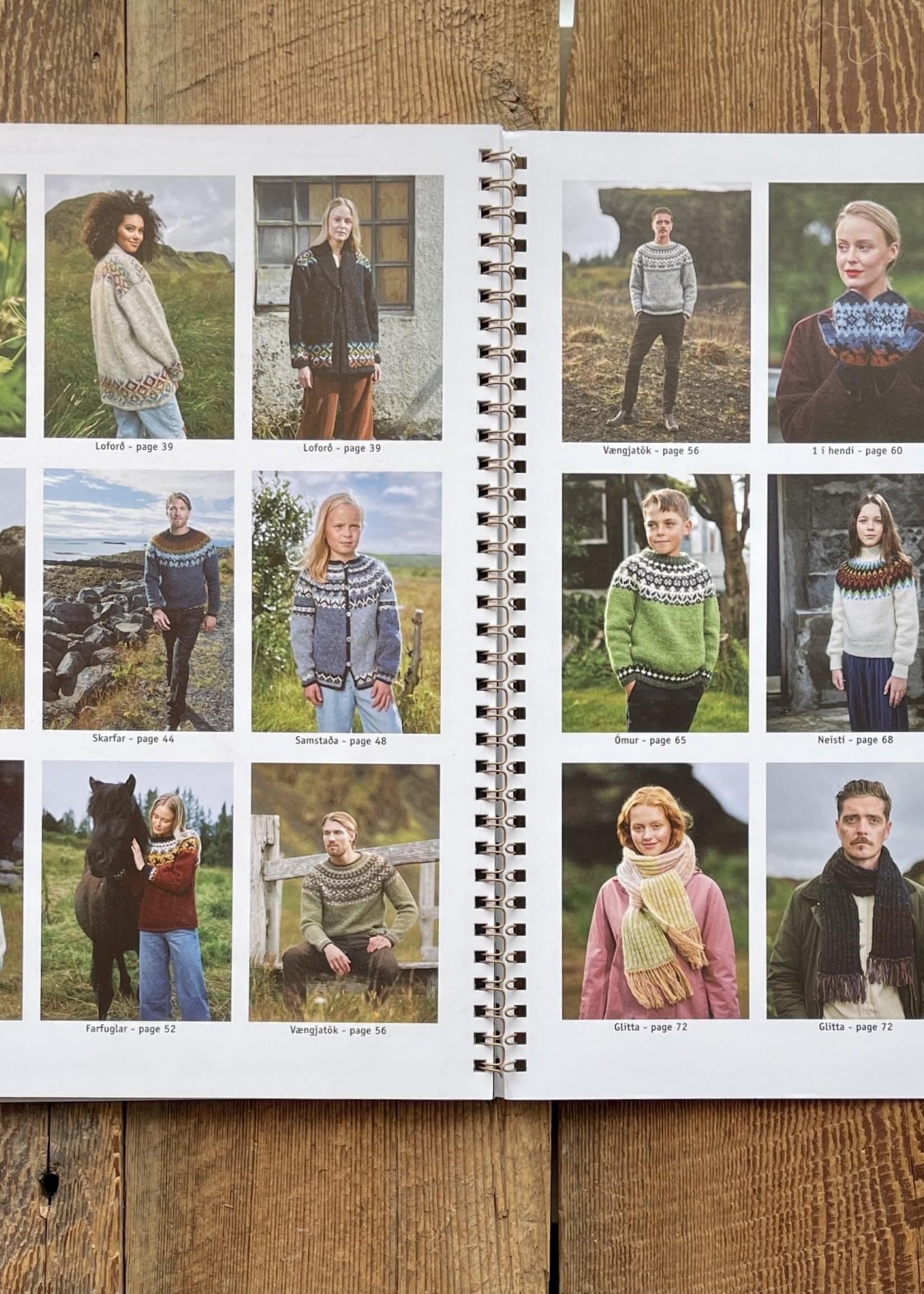 Lopi Léttlopi Pattern Book #40