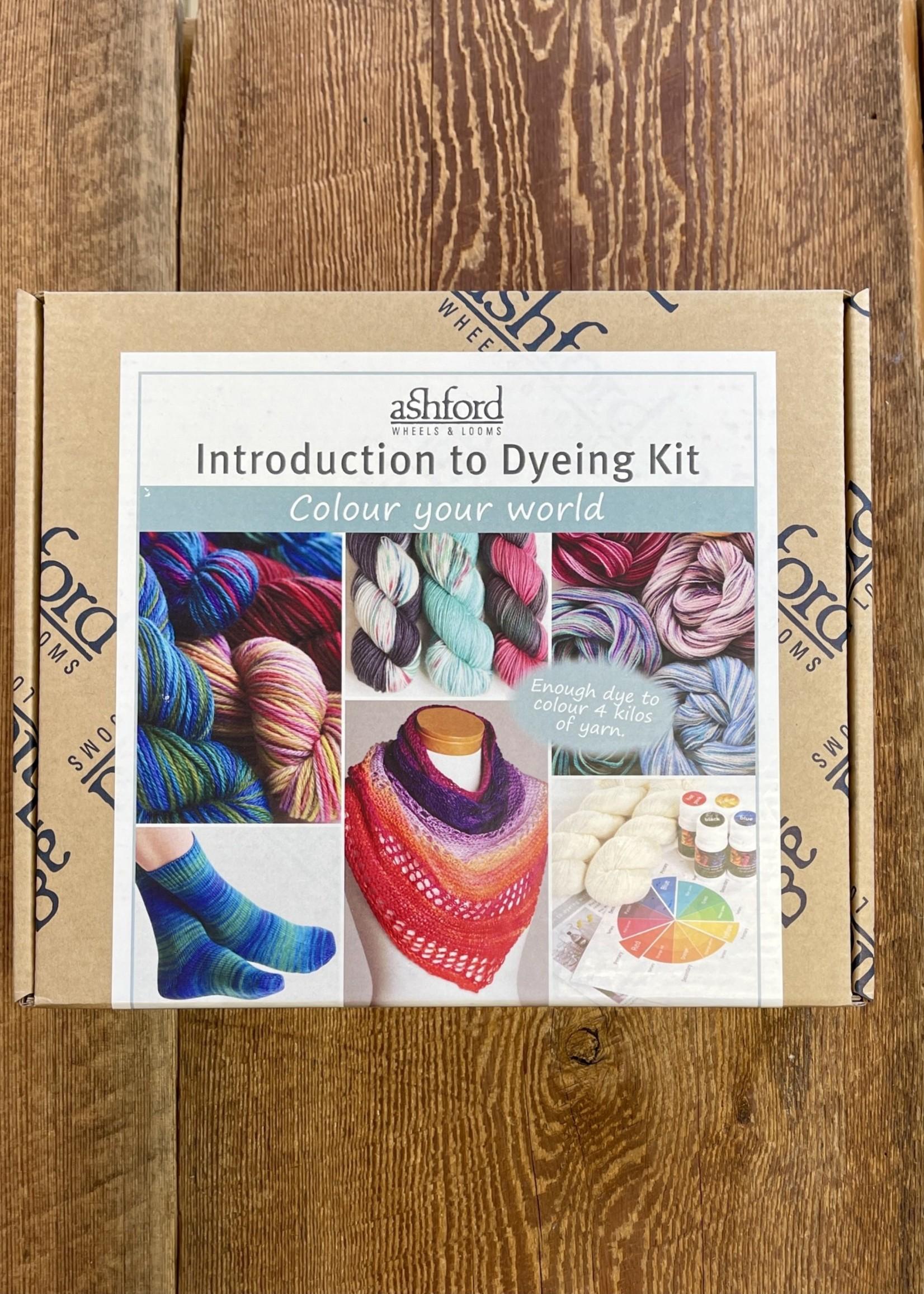 Ashford Intro to Dyeing Kit