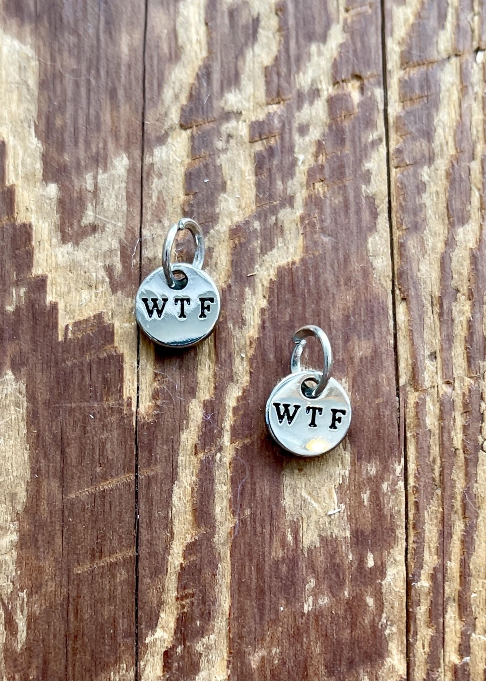 Wonder Twin Fibrearts WTF Stitch Markers