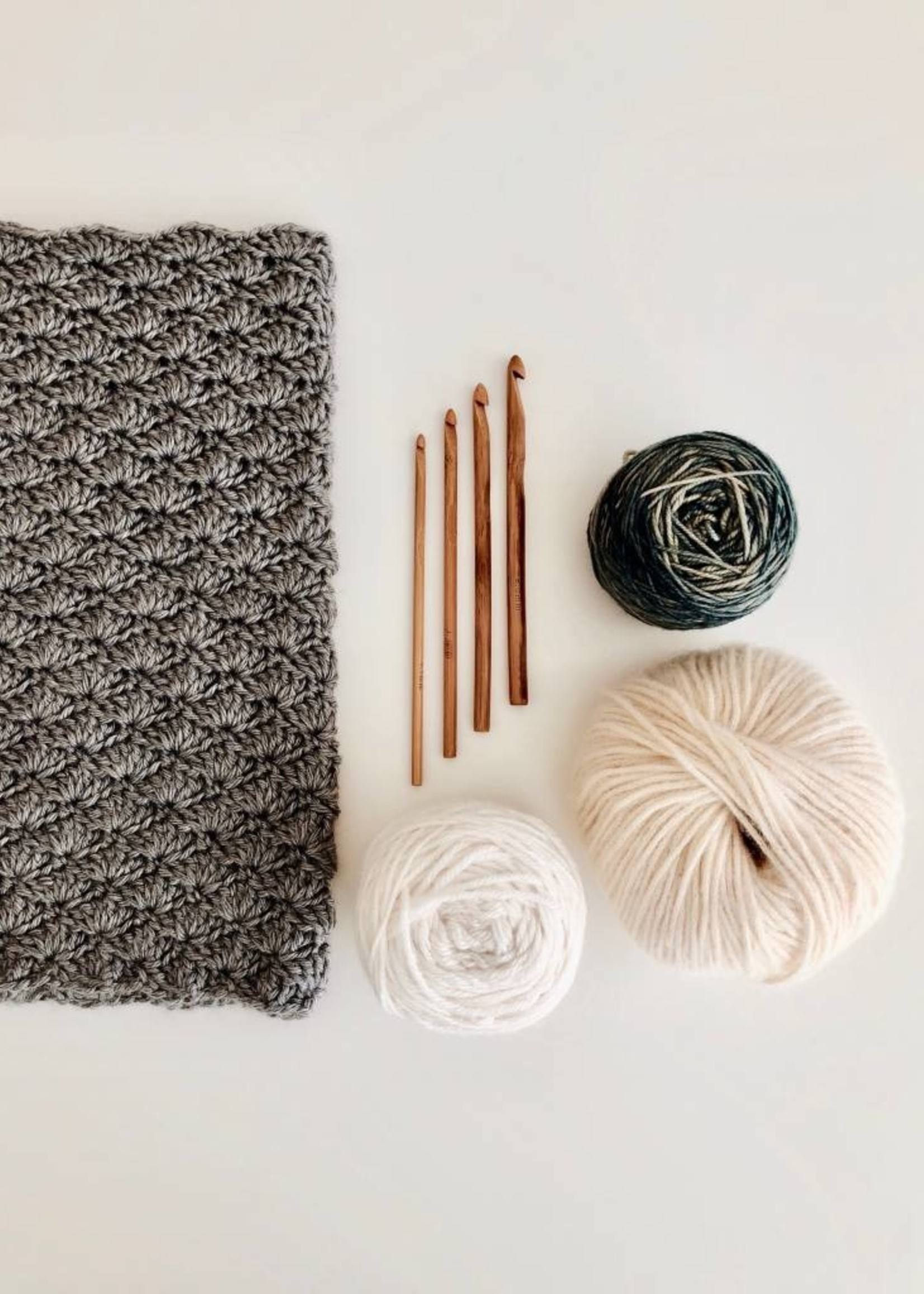 Introduction to Crochet( Oct 2nd &9th)
