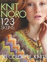 Noro Pattern Books Knit Noro 1,2,3 Skeins