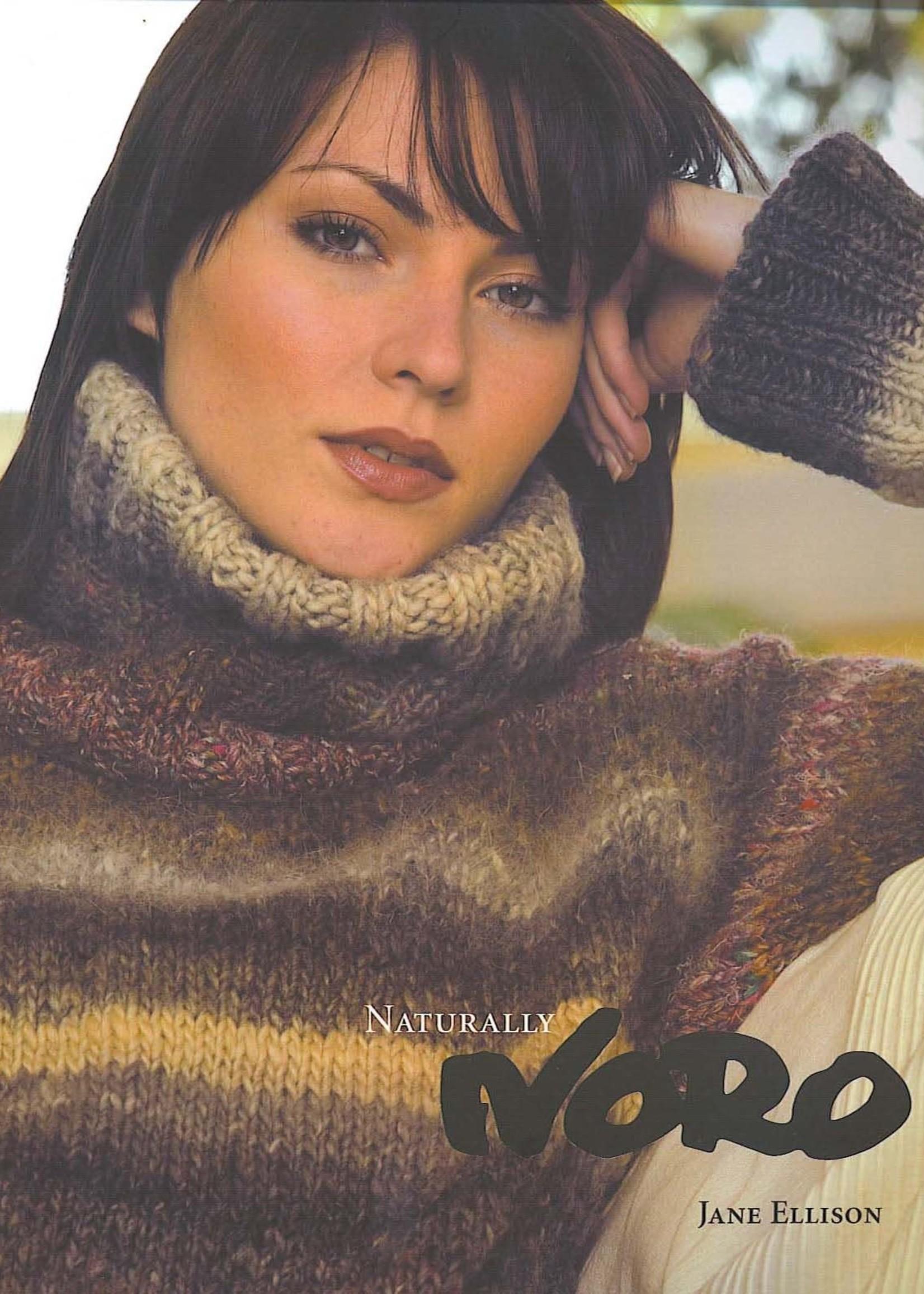 Noro Pattern Books Naturally by Jane Ellison