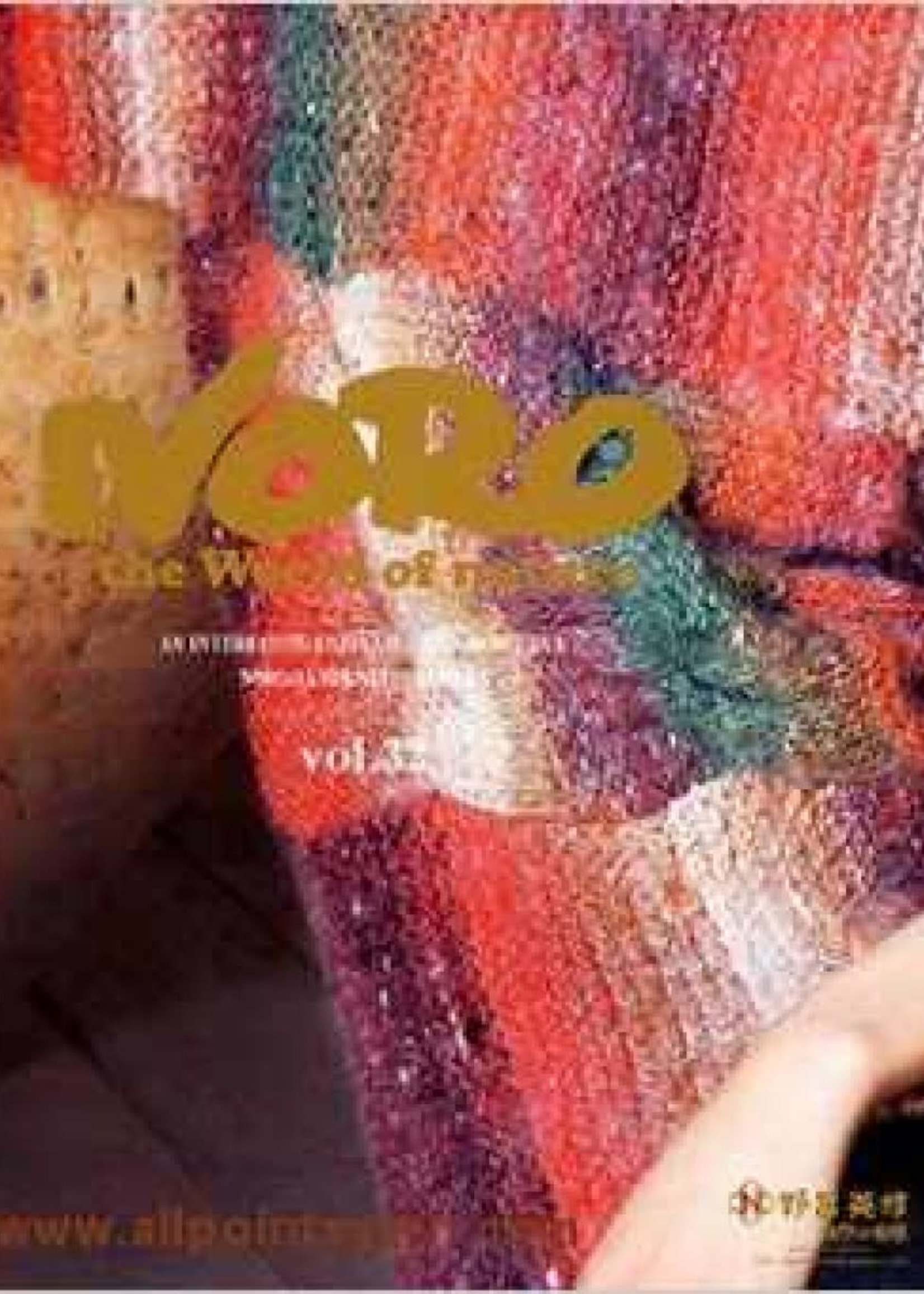 Noro Pattern Books The World of Nature Vol 32