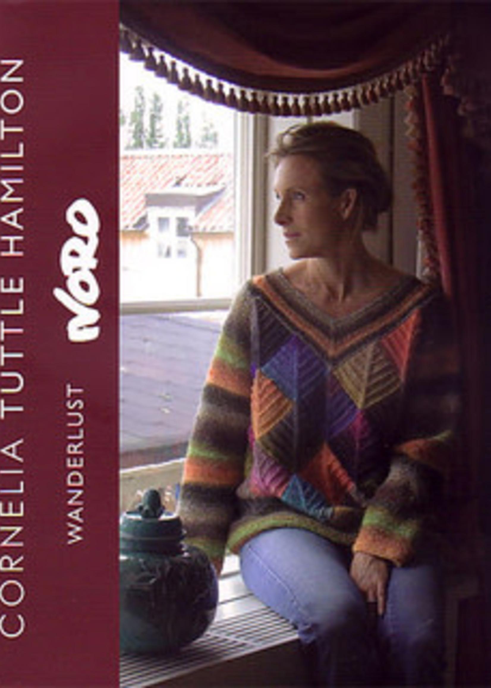 Noro Pattern Books Wanderlust by Cornelia Hamilton