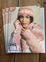 Lang Lang Yarns Snowflake Punto 33 Book