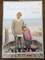 SIRDAR Pattern Books 331 Simple Easy Knits DK