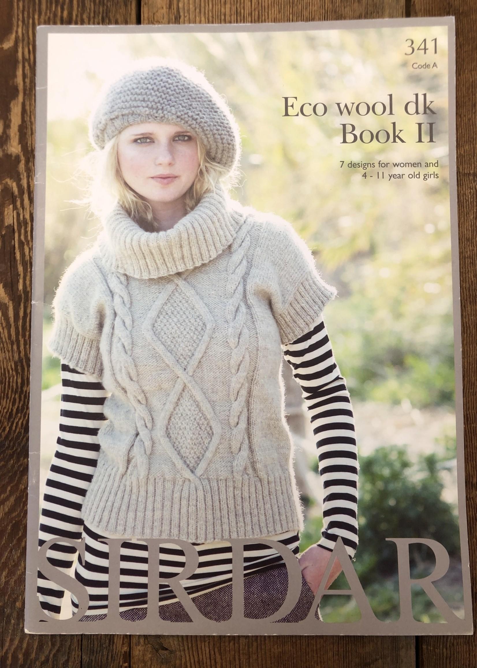Eco Wool DK Book 2 # 341