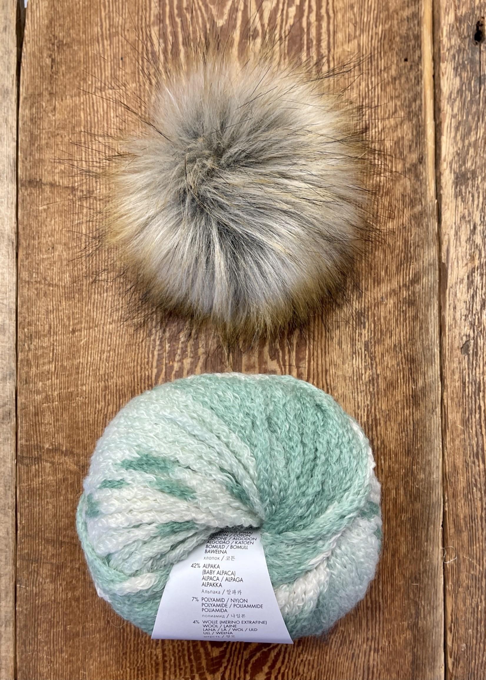 Lang Snowflake Hat Kit