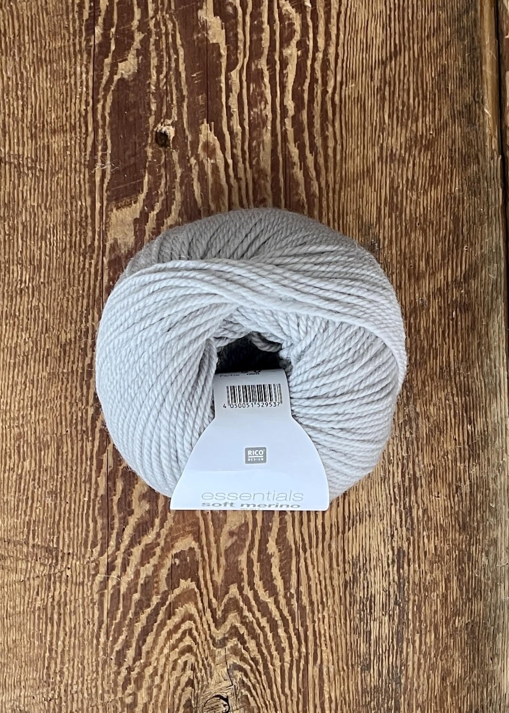 Essentials Soft Merino Aran