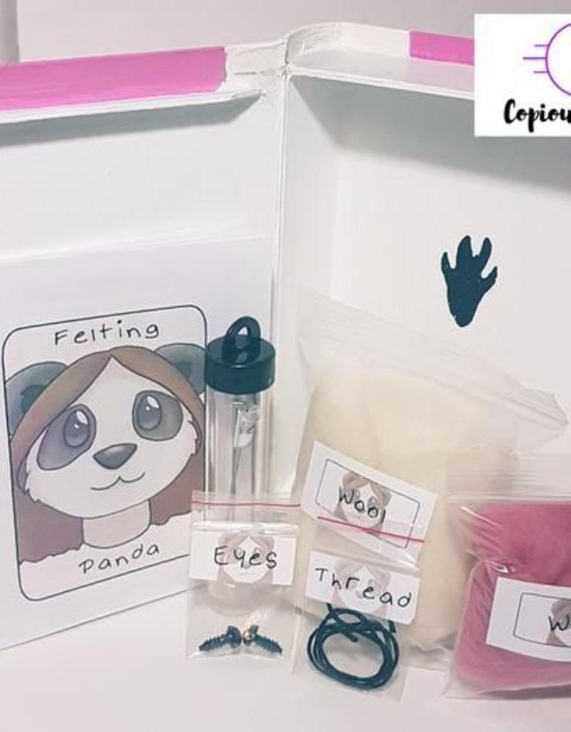 Copious Crafts Felting Kit