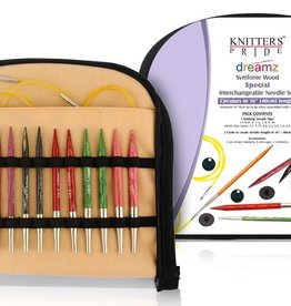 Knitter's Pride Knitters Pride Deluxe Special Dreamz Set(3.5-6mm)