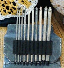 Lykke Crochet Set, 10 hooks