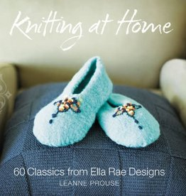 Knitting at Home by Leanne Prouse