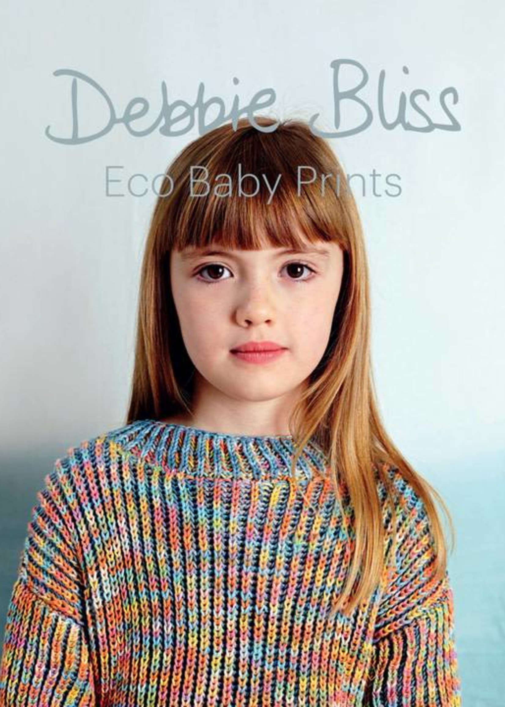 Debbie Bliss, 12 designs for ages from 3 months to 6 years in Eco Baby Prints