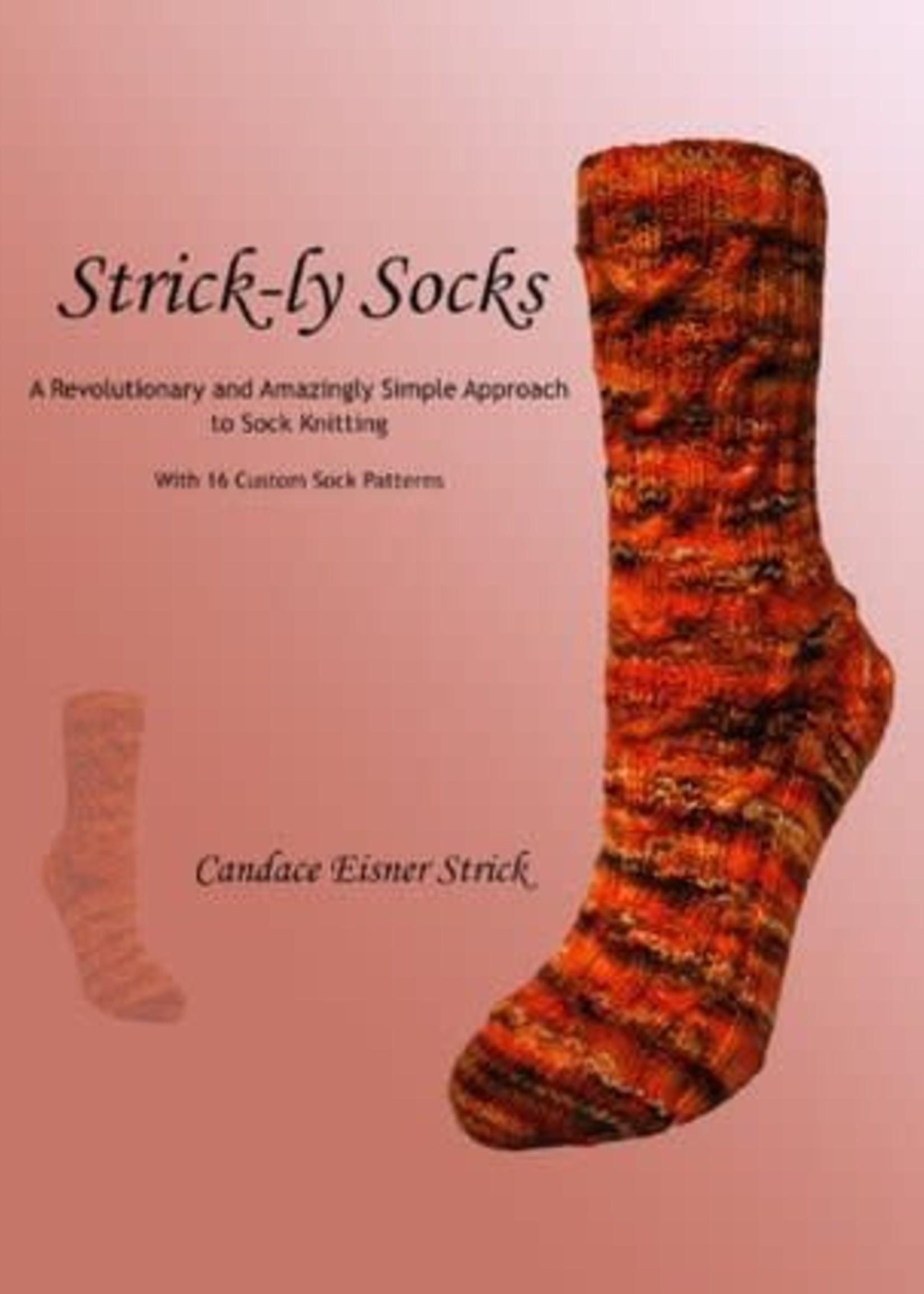 Strick-ly Socks by Candance E Strick