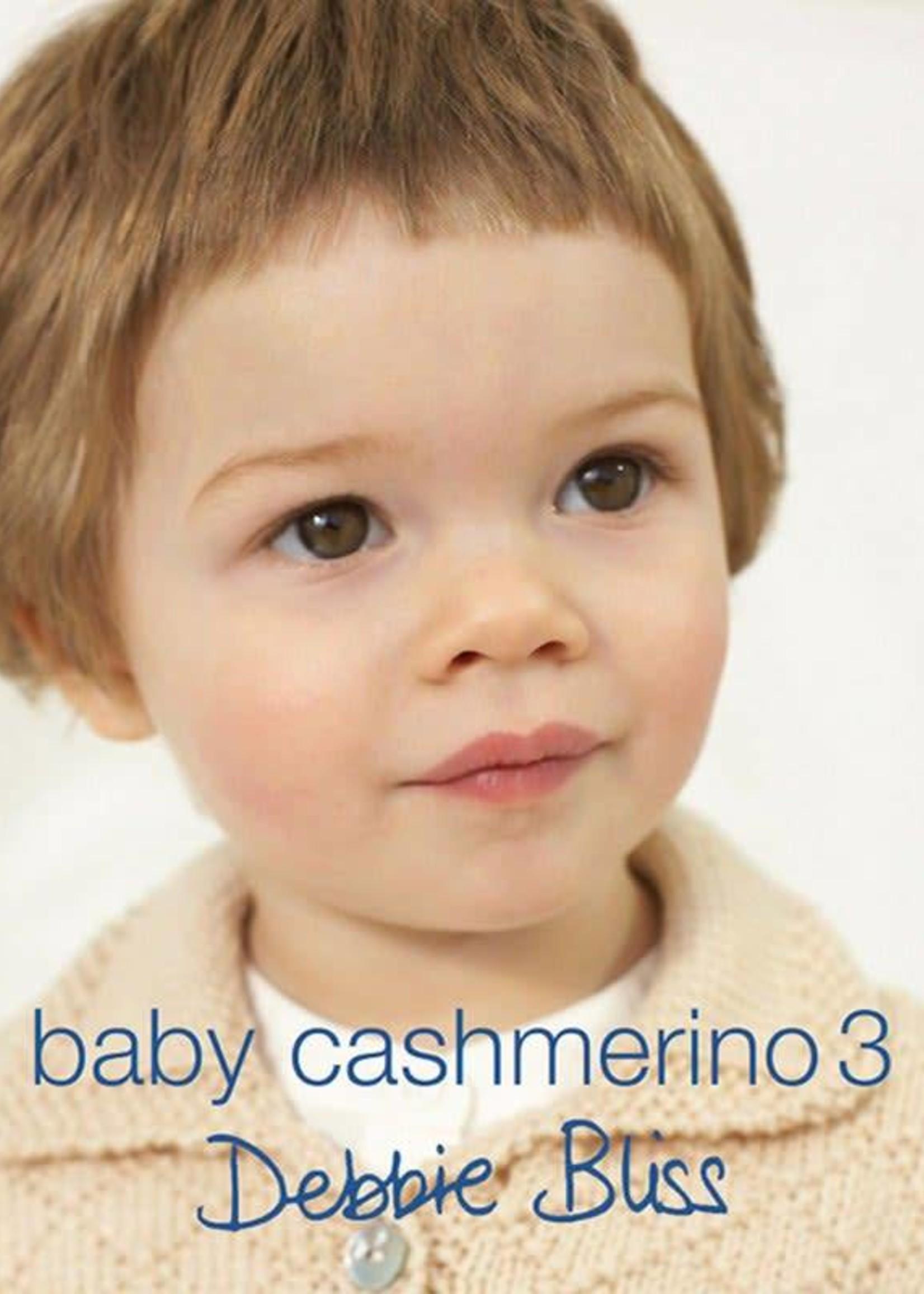 Debbie Bliss Baby Cashmerino 3