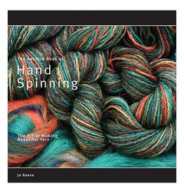 Ashford The Ashford Book of Hand Spinning