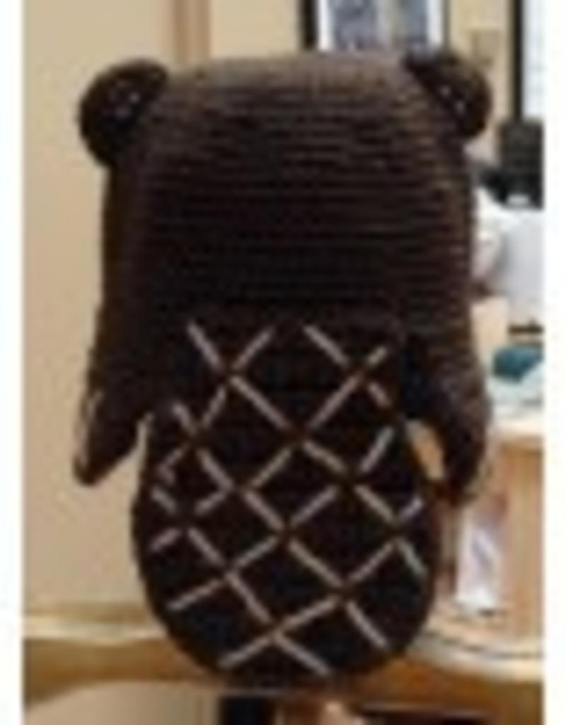 Danielle Comeau Pattern PDF Little Beaver Hat