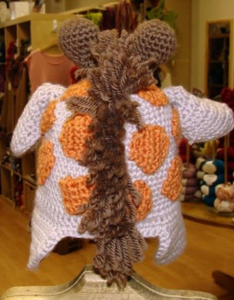 Danielle Comeau Pattern PDF Little Giraffe Hat