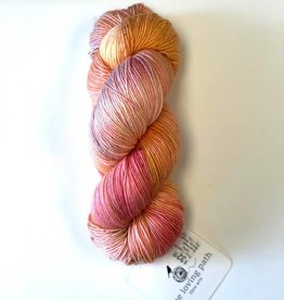 The Loving Path Polar Fingering – 100% Superwash Merino