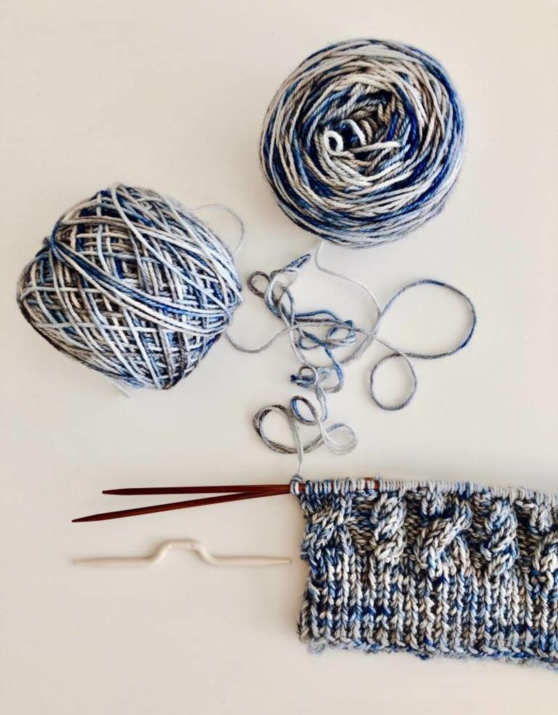Class Learn to Knit Part 1