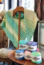 Knitting Fever Inc. Painted Cotton