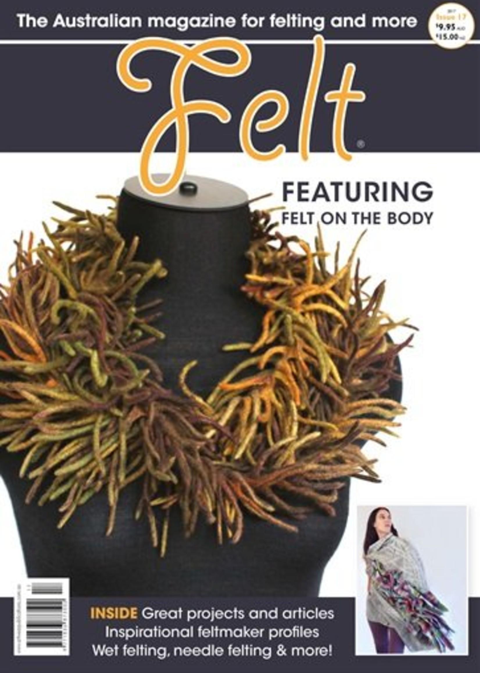 Felt Magazine, Issue 17, June 2017