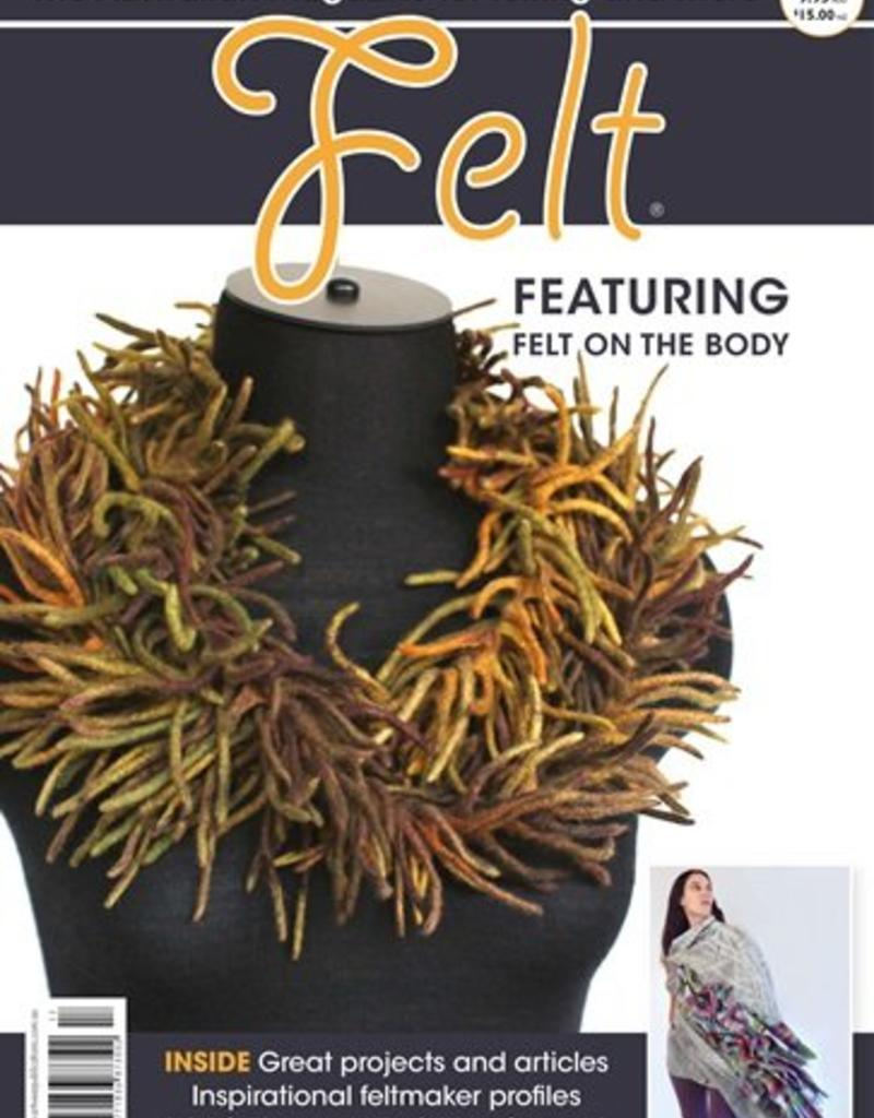 Felt Magazine, Issue 17, June 2017