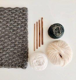Learn to Crochet Part 1