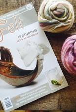 Interweave Felt Magazine, Issue 19, 2018