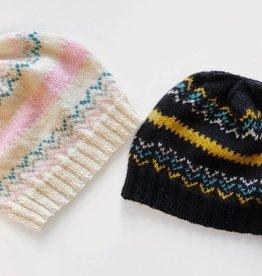 Spun Fibre Trinity Peaks Hat Kit