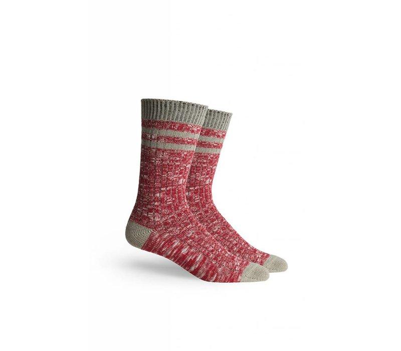 Stitcher Crew Socks