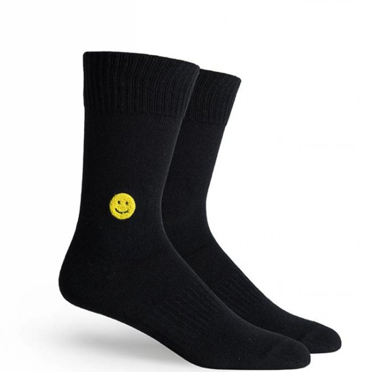Richer Poorer Lucky Crew Socks