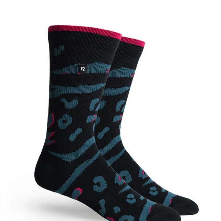 Richer Poorer Night Vision Crew Socks