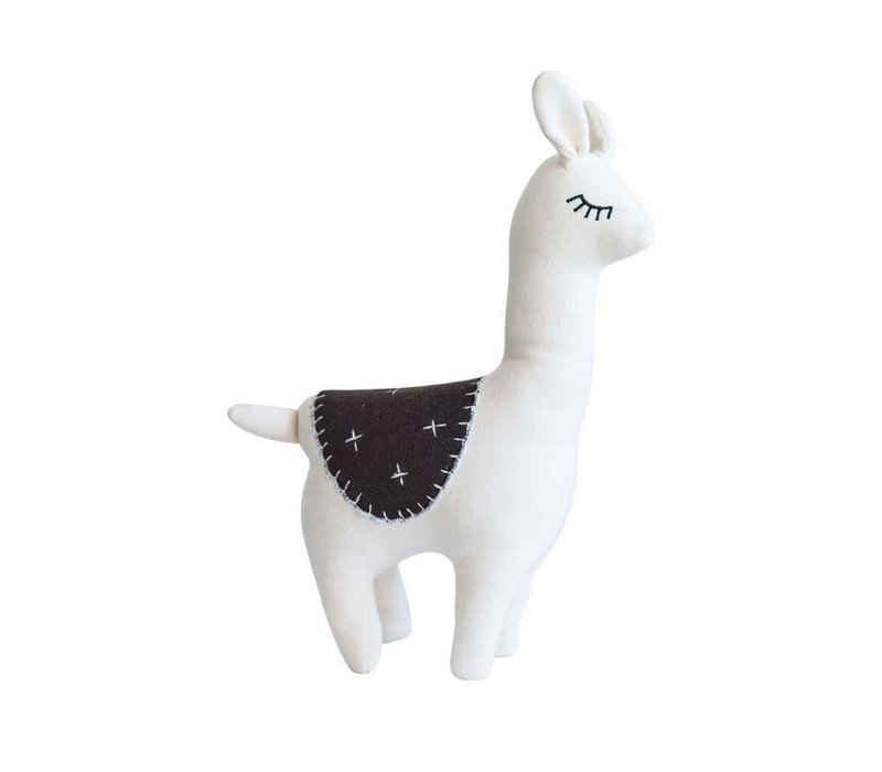 Cozy Llama Toy