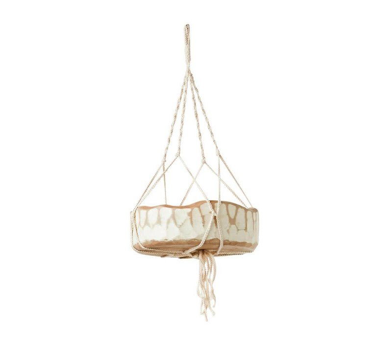 Macrame Plant Hanger - Small - 27 inch