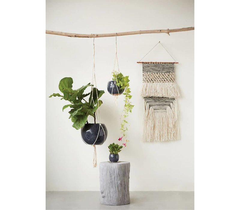 Macrame Plant Hanger - Large - 51 inch