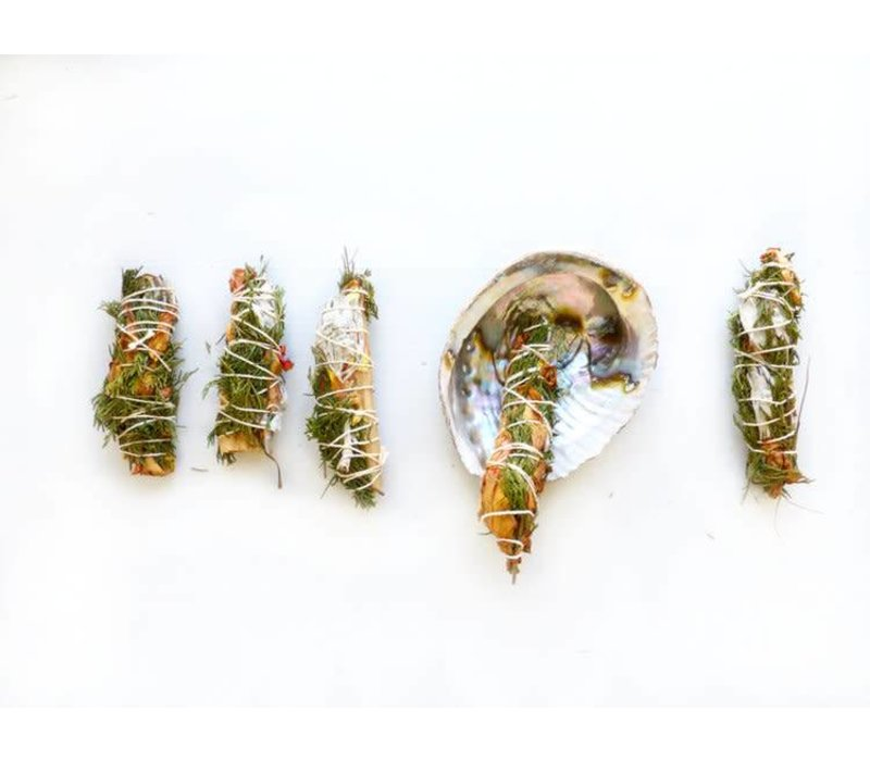 Holy Smoke Smudge Stick - Cedar & White Sage