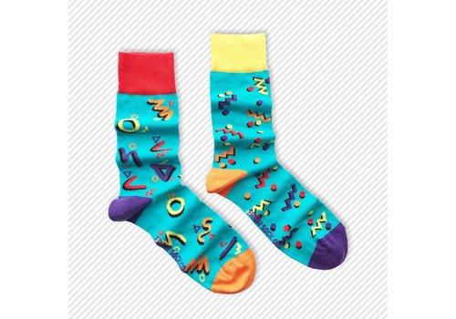 Friday Sock Co. Growing Up 90s Mismatch Socks