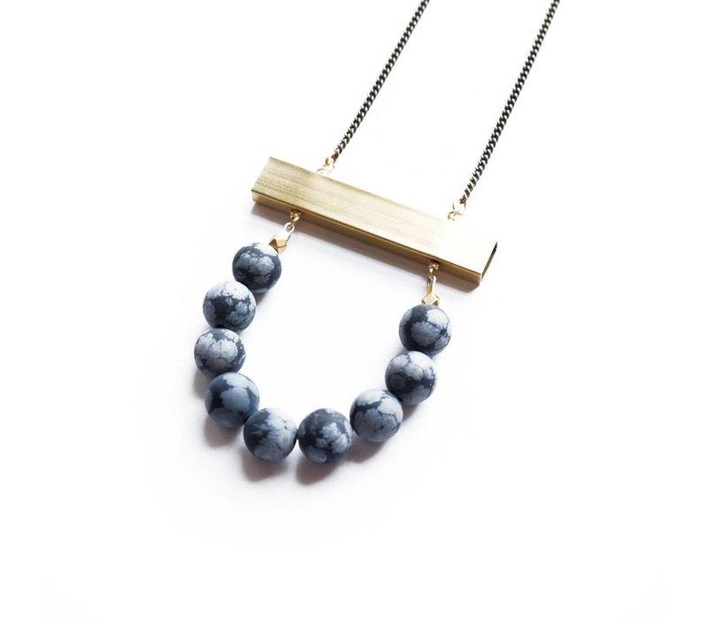 Au Courant Necklace