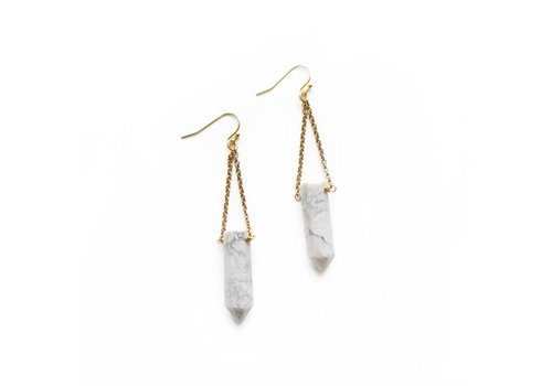 Larissa Loden Pendulum Earrings