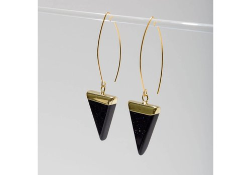 Larissa Loden Triune Earrings